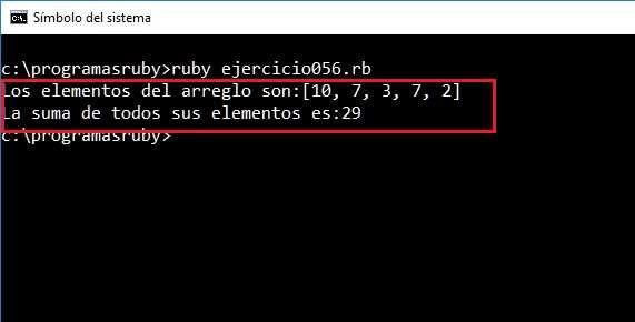 Estructura De Datos Tipo Arreglo Array
